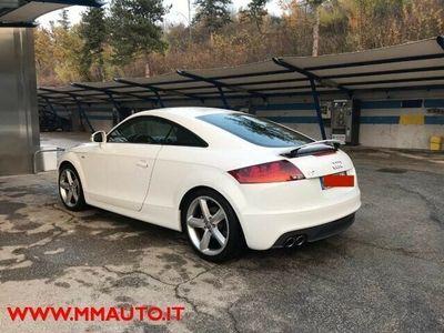 usata Audi TT Coupé 1.8 TFSI Advanced plus usato