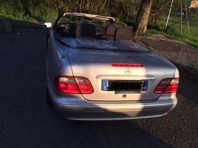 usata Mercedes CLK200 Sport