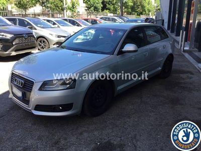 gebraucht Audi A3 Sportback A3 2.0 tdi Ambition
