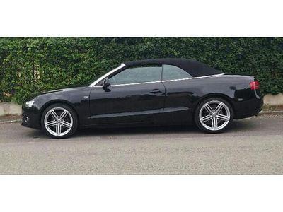usata Audi A5 Cabriolet 3.0 V6 TDI F.AP.qu.S tr. Amb.n