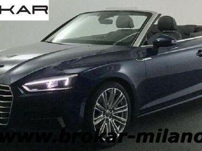 usata Audi A5 Cabriolet A5 Cabrio 2.0 TFSI 252 CV quattro S tronic Sport 2.0 TFSI 252 CV quattro S tronic Sport