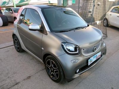 brugt Smart ForTwo Coupé Fortwo90 0.9 Turbo twinamic Passion