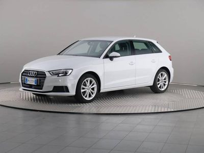 usata Audi A3 Sportback 2.0 Tdi S Tronic Business