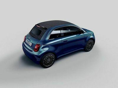 usata Fiat 500e La Prima Cabrio
