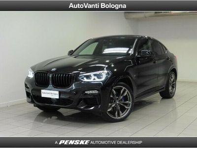 usata BMW X4 xDriveM40d