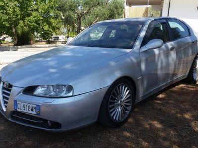 usata Alfa Romeo 166 2.4 Jtd M-jet 20v Luxury Usato