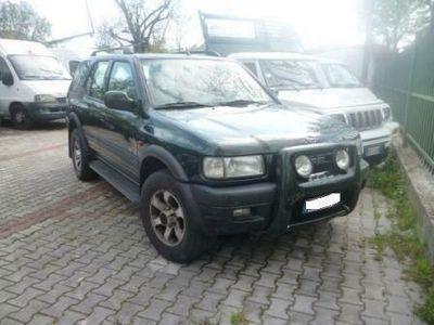 usata Opel Frontera 2.2 16V DTI Wagon anno 2001 km 240895