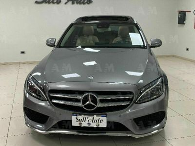 usata Mercedes C250 Classed 4Matic Automatic Premium usato