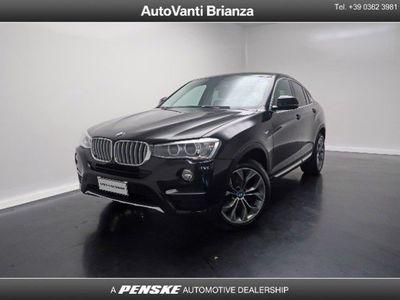 usado BMW X4 xDrive 30dA 258CV xLine