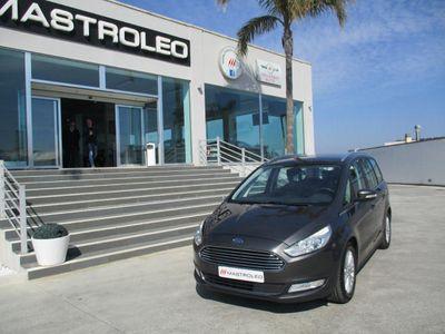 gebraucht Ford Galaxy 2.0 Tdci 150cv Start&stop Powershift Titanium