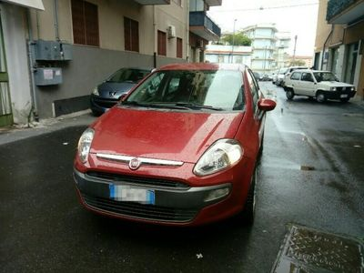 usata Fiat Punto Evo 1.4 5 porte Active Natural Pow
