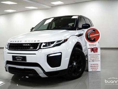 usata Land Rover Range Rover evoque 2.0 TD4 180 CV Coupé SE Dynamic ITALIANA KM CER