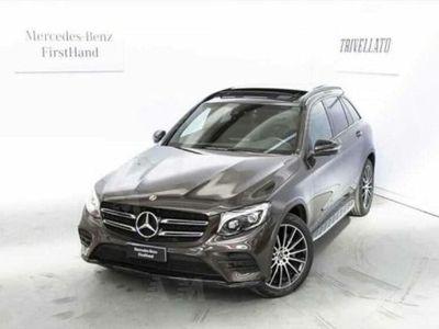 usata Mercedes 350 GLC suvd 4Matic Premium del 2018 usata a Torri di Quartesolo