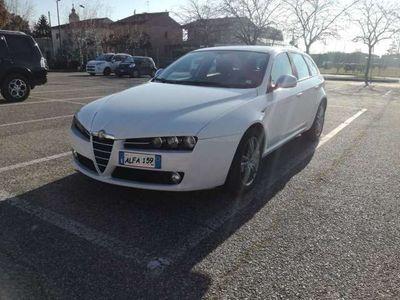 usata Alfa Romeo 159 SW - bianca - 2011