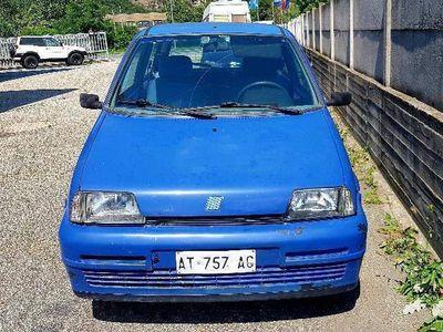 usata Fiat Cinquecento 1.1i cat Hobby UNICOPROPRIETARIO