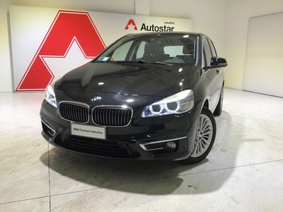 used BMW 216 SERIE 2 ACTIVE TOURER d act.tourer Luxury my17