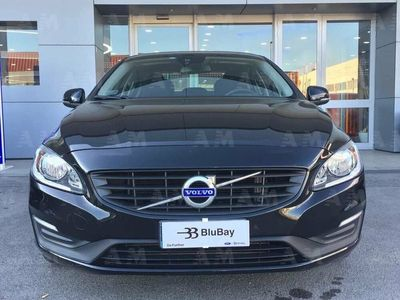 used Volvo S60 (2010--->) D3 Geartronic Kinetic