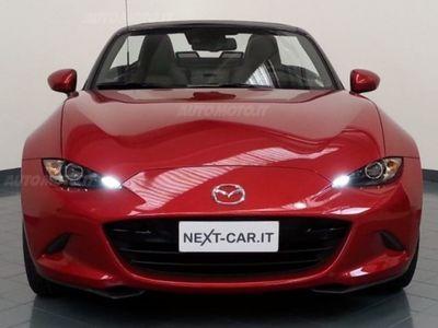usata Mazda MX5 2.0L Skyactiv-G Exceed*LED+NAVI+PDC+BOSE*