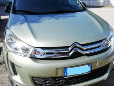 used Citroën C4 Aircross - 2012