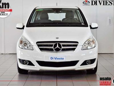 usata Mercedes B180 NGT BlueEFFICIENCY Executive