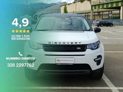 usata Land Rover Discovery Sport 2.0 D 150 CV 2WD Black & White Edition