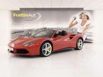usata Ferrari 488 SPIDER Benzina