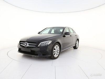 usata Mercedes C220 Classe Cd Auto Sport Plus