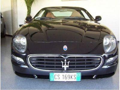 brugt Maserati Coupé cambiocorsa