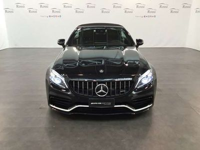usata Mercedes C63 AMG AMG S C cabrio 63 AMG S auto