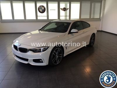 używany BMW 420 SERIE 4 COUPE D COUPE` MSPORT