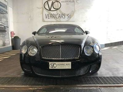 usata Bentley Continental PACK GT SPEED