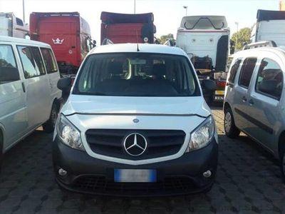 gebraucht Mercedes Citan 109 cdi Tourer(Kombi) friendly N1 E5