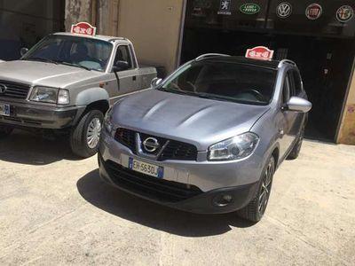 usata Nissan Qashqai +2 Qashqai 2 2.0 dCi DPF n-tec