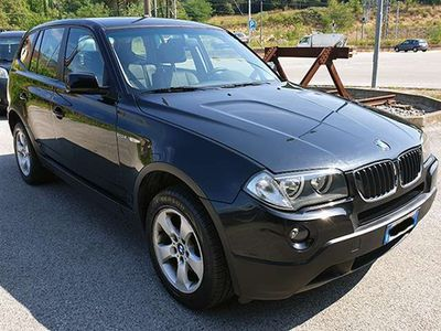 usata BMW X3 2.0d cat Futura