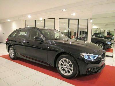 usata BMW 320 d Touring Business Advantage aut.