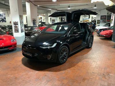 usata Tesla Model X 100kWh 6 POSTI AUTOPILOT FULL UFF.ITALIA