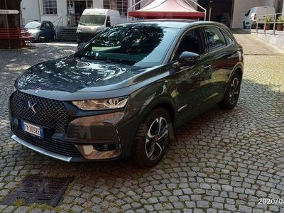 usata DS Automobiles DS7 Crossback DS7 CrossBack BlueHDi 180 aut. Business