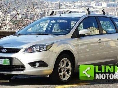 usata Ford Focus SW 1.6 115cv GPL - Unico Proprietario