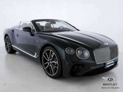 usata Bentley Continental GT V8 Convertible Benzina