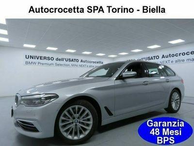 usata BMW 525 d Touring Luxury Auto EURO 6