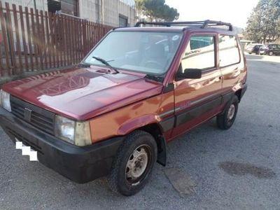 usata Fiat Panda 4x4 1100 i.e. cat Country Club