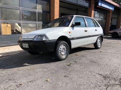 usata Citroën AX 1.4i cat 5 porte 4x4 TZX