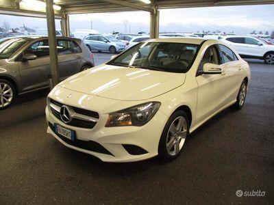 usata Mercedes CLA180 cdi 109 cv motore renault 10/2015