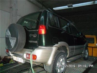 usata Nissan Terrano Ii Ii 2.7 Tdi 3 Porte Sr Safari Da Ripristinare Usato