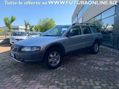 brugt Volvo XC70 2.4 D5 20V cat AWD Summum CROSS COUNTRY