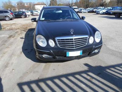 usata Mercedes E320 CDI cat S.W. EVO Avantgarde Sport