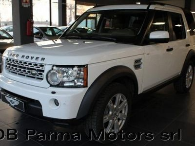 used Land Rover Discovery 4 3.0 TDV6 211CV HSE