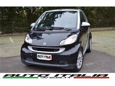 usata Smart ForTwo Cabrio fortwo 1000 52 kW MHD cabrio passion