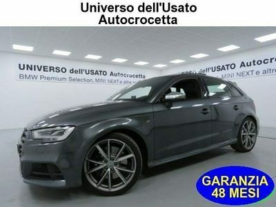 usata Audi S3 SPB 2.0 TFSI quattro S tronic EURO 6