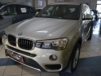 usata BMW X3 sDrive18d 2.0 150Cv Km 69.097 Navi ITA Full Opt